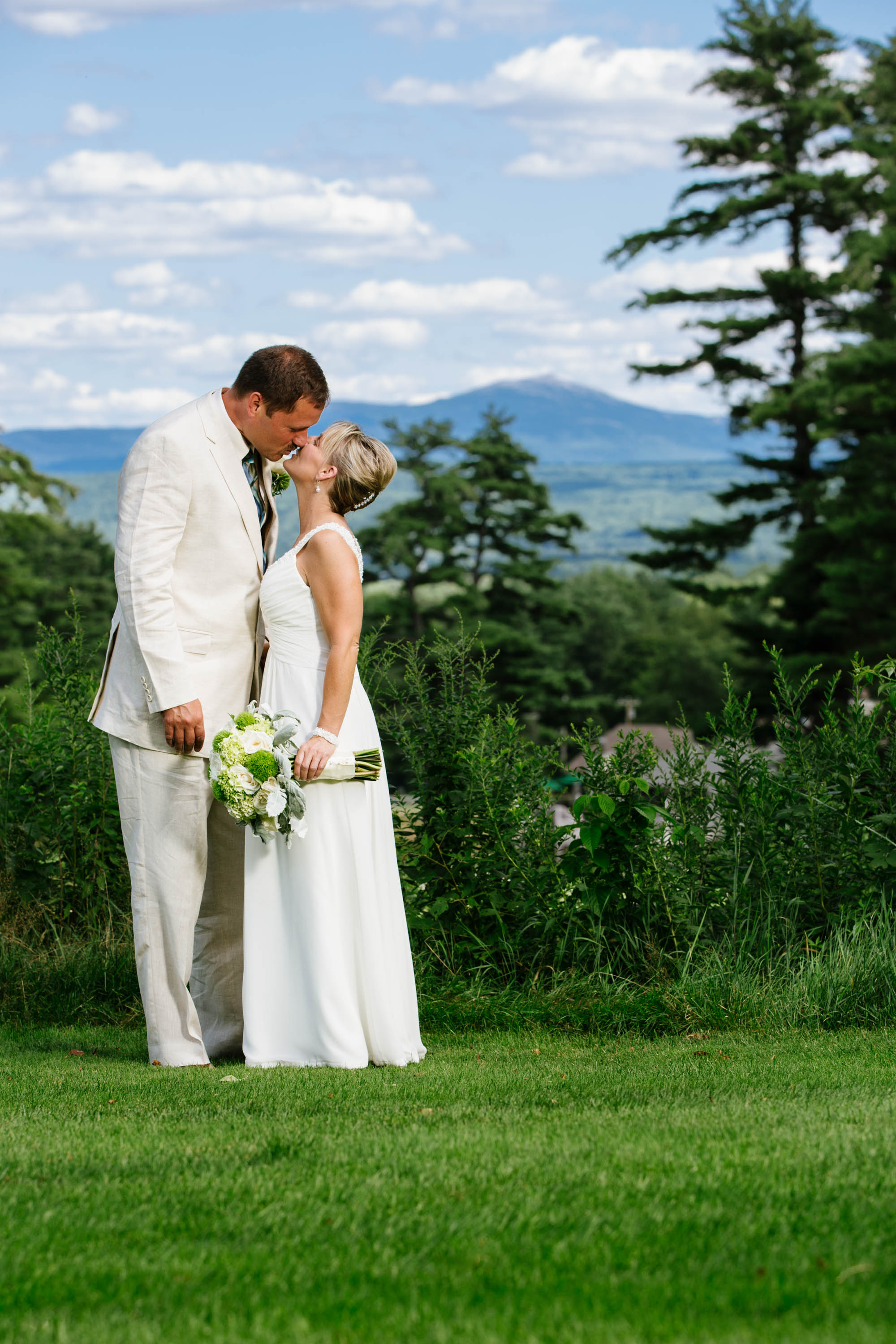 Keene Country Club Wedding