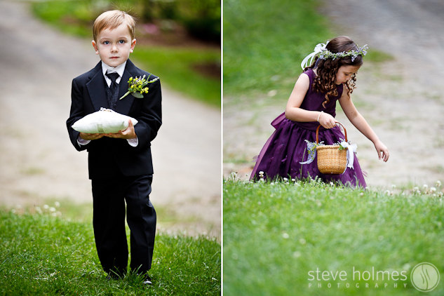 Wedding Pictures Ring Bearer