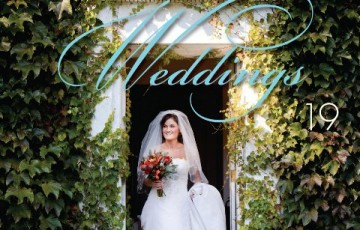 Vermont wedding photograph published.