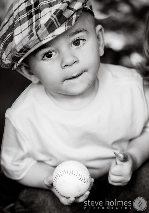 Isn't he adorable?