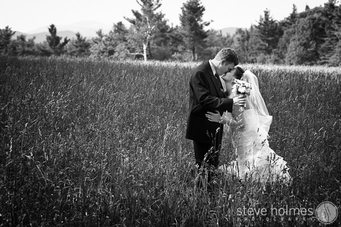 There was a beautiful hay field across the street which was the location for two of my favorite portraits from the day.