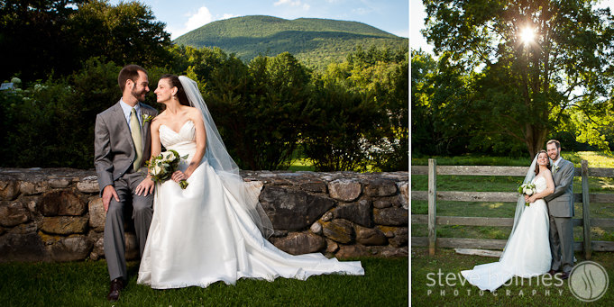 This was my first time photographing a wedding at the West Mountain Inn and I already want to go back