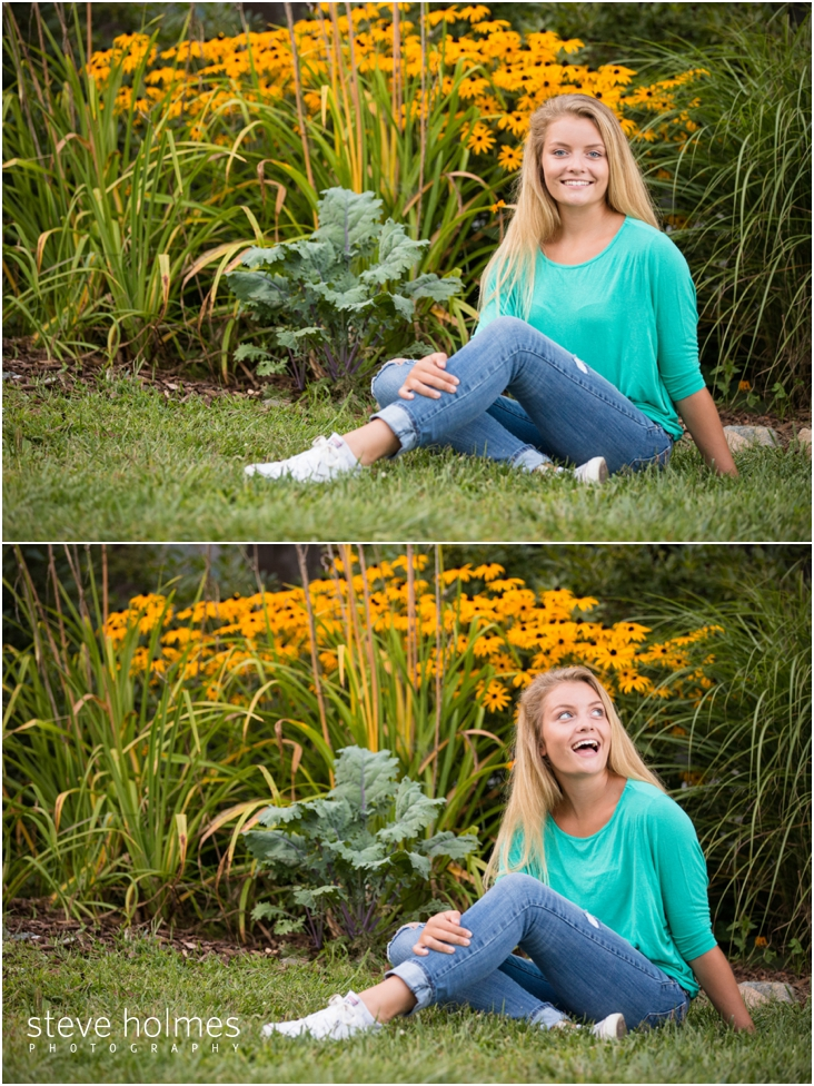 15_girl-poses-by-flowers-for-senior-portrait-session