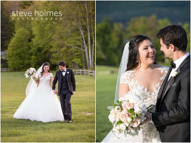103_bride-and-groom-walking-together-in-field