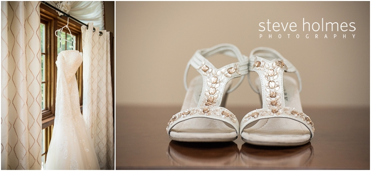 03_beaded-strapless-wedding-dress-hanging-in-front-of-window