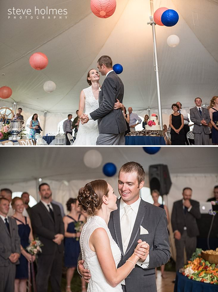 47_Bride and Groom smile at each other during first dance.jpg