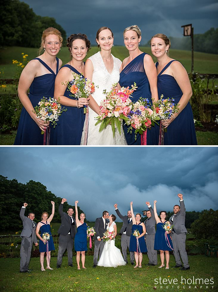56_Bride with bridesmaids in blue outside.jpg