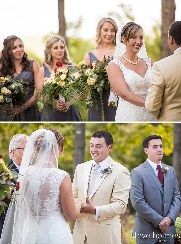 Bride smiles with bridesmaids in background.jpg