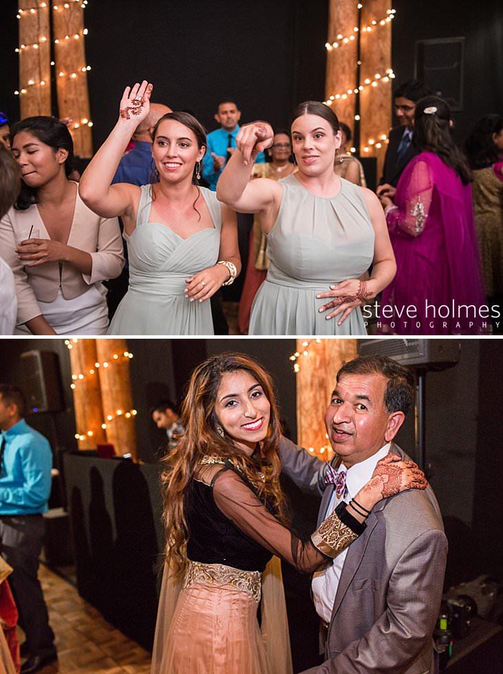 125_Bridesmaids dance during wedding reception.jpg
