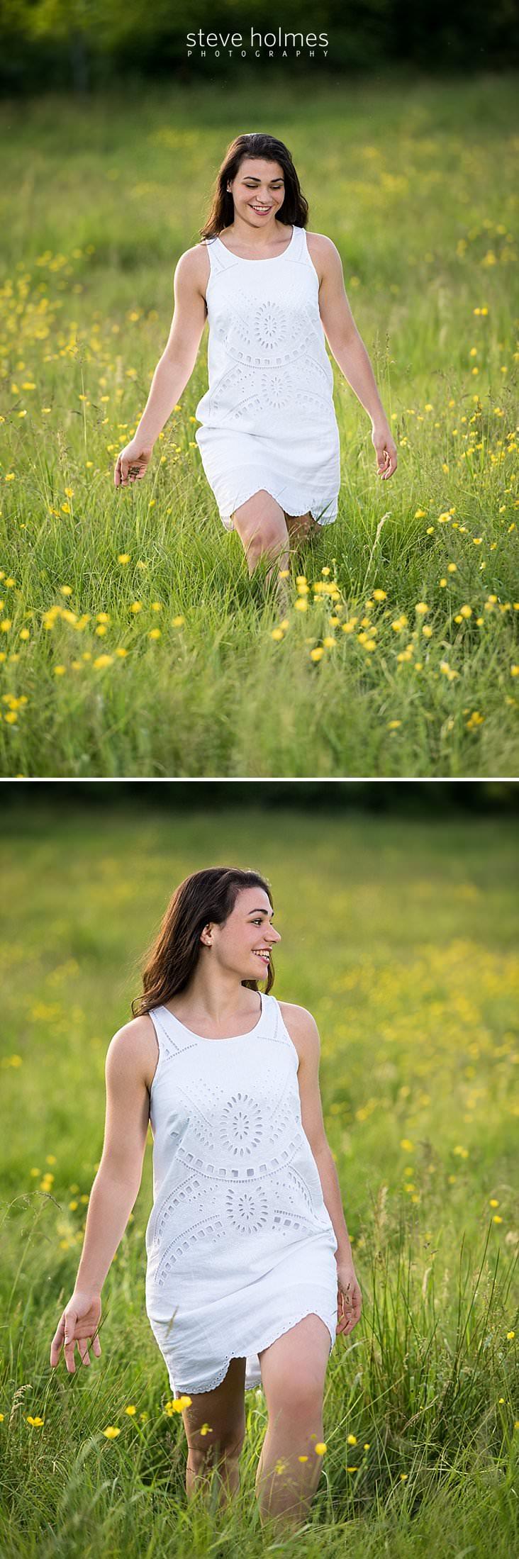 28_Teen wearing white dress walks through summer field_.jpg