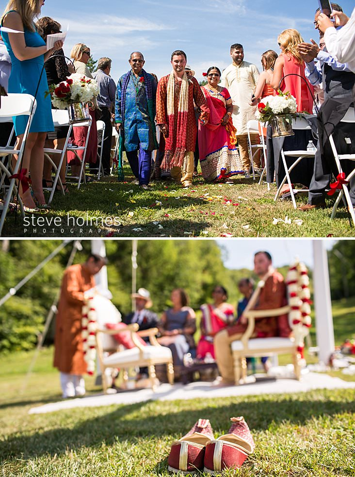 47_Groom walks down the isle with parents and future in-laws.jpg