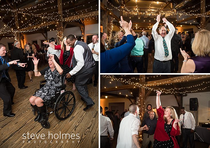 71_Guests dance during rustic, winter wedding reception.jpg