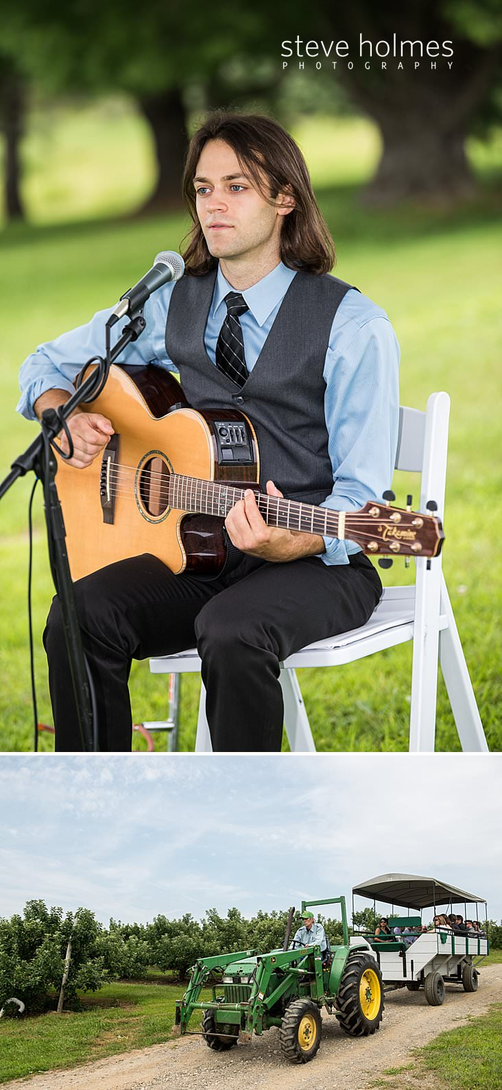 23_A guitarist plays to open the outdoor wedding ceremony.jpg