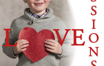 Limited-Edition Valentine's Portrait Sessions