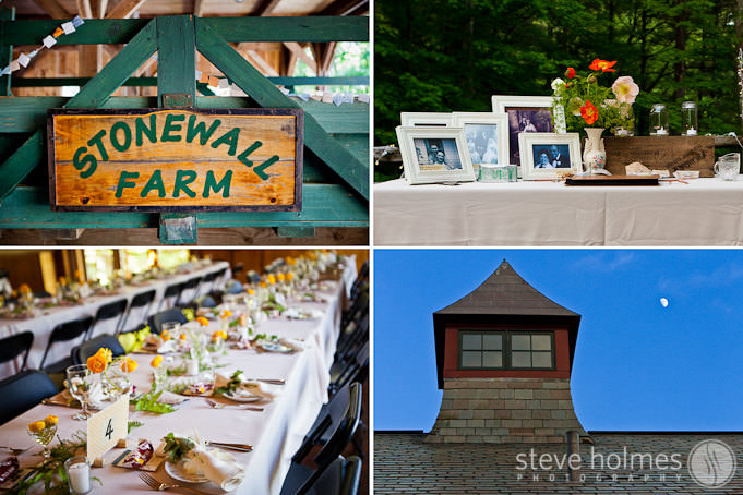 Stonewall Farm Wedding