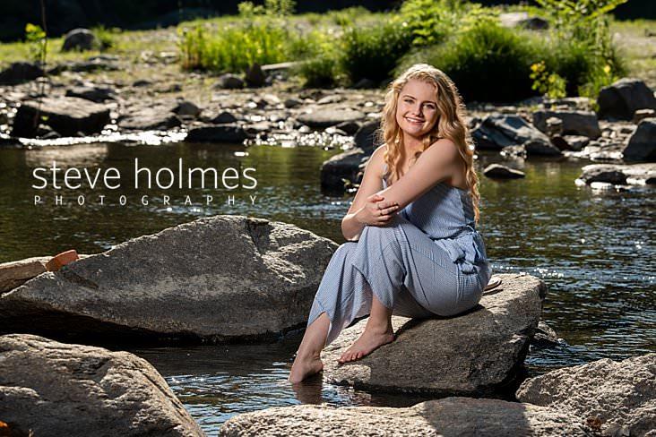 Saxtons River Session | Audri's Senior Portraits