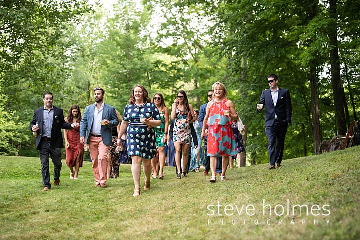 39_Wedding guests arrive for outdoor ceremony.jpg
