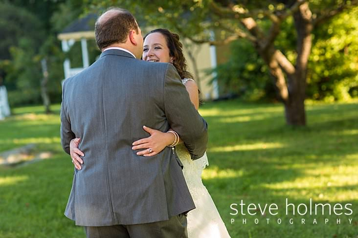 33_Bride and grooms share a special moment during first look ceremony.jpg