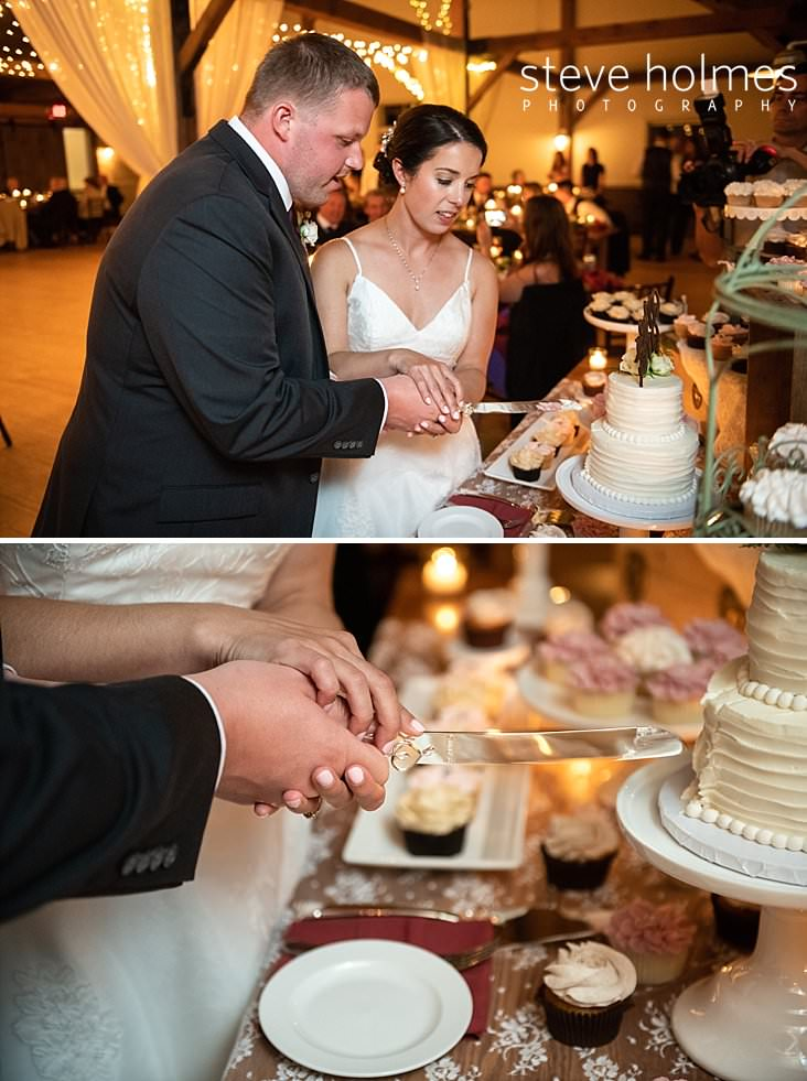 68_Bride and groom cut the cake at The Mountain Top Inn and Resort.jpg