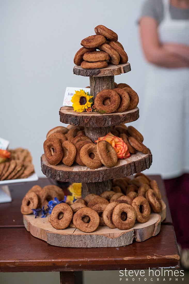 71_cider donuts at wedding reception.jpg