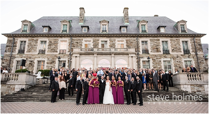 69_wedding-party-and-guests-outside-aldrich-mansion