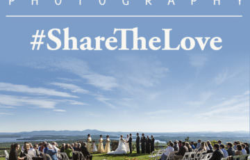#ShareTheLove Wedding Referral Program