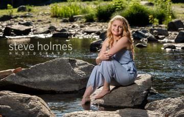 Saxtons River Session | Audri's Senior Portraits