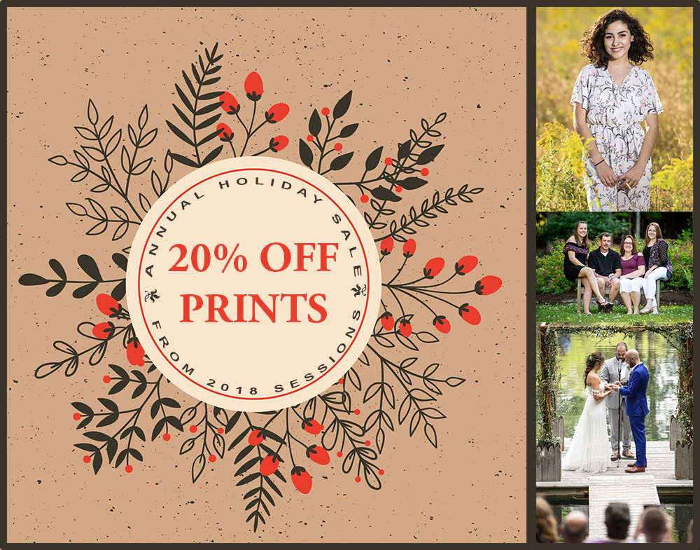 Annual Holiday Print Sale