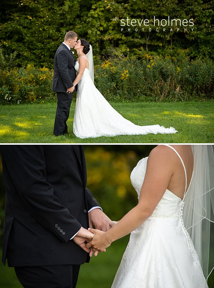 18_Bride and groom kiss during first look.jpg