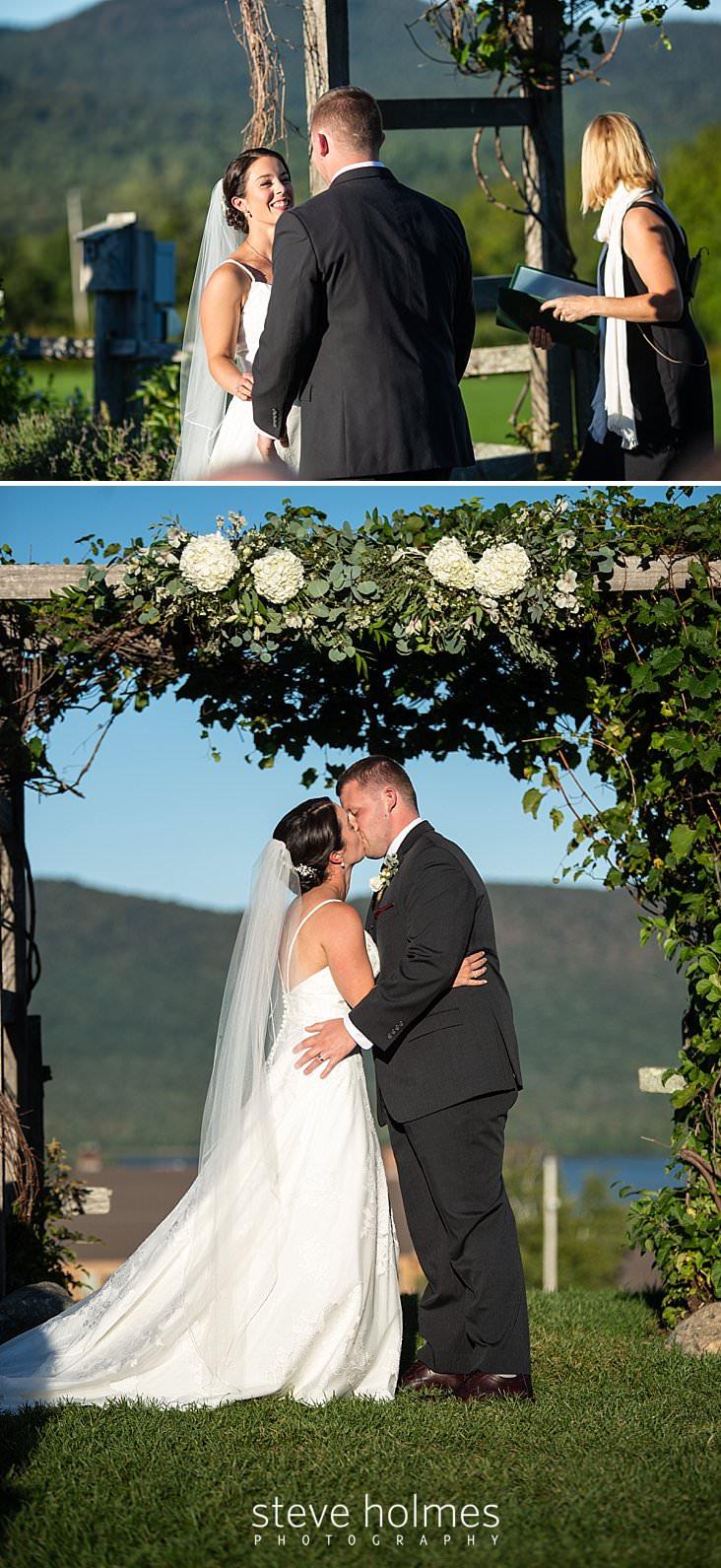 41_Bride smiles at groom during outdoor wedding ceremony.jpg